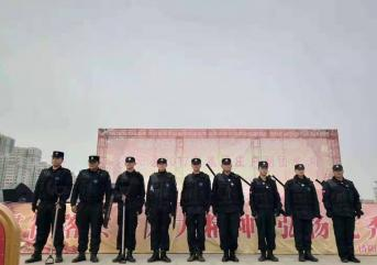 菏泽保安公司:新入职保安需确立职业生涯